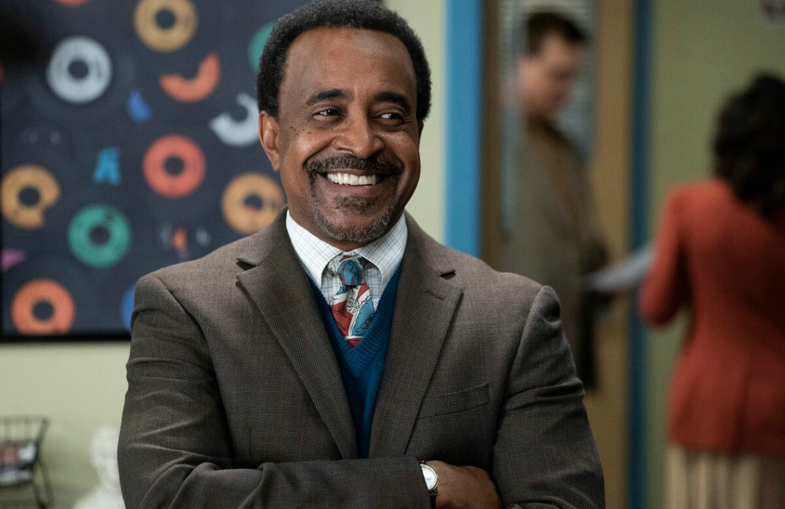 Tim Meadows in Schooled. (ABC)