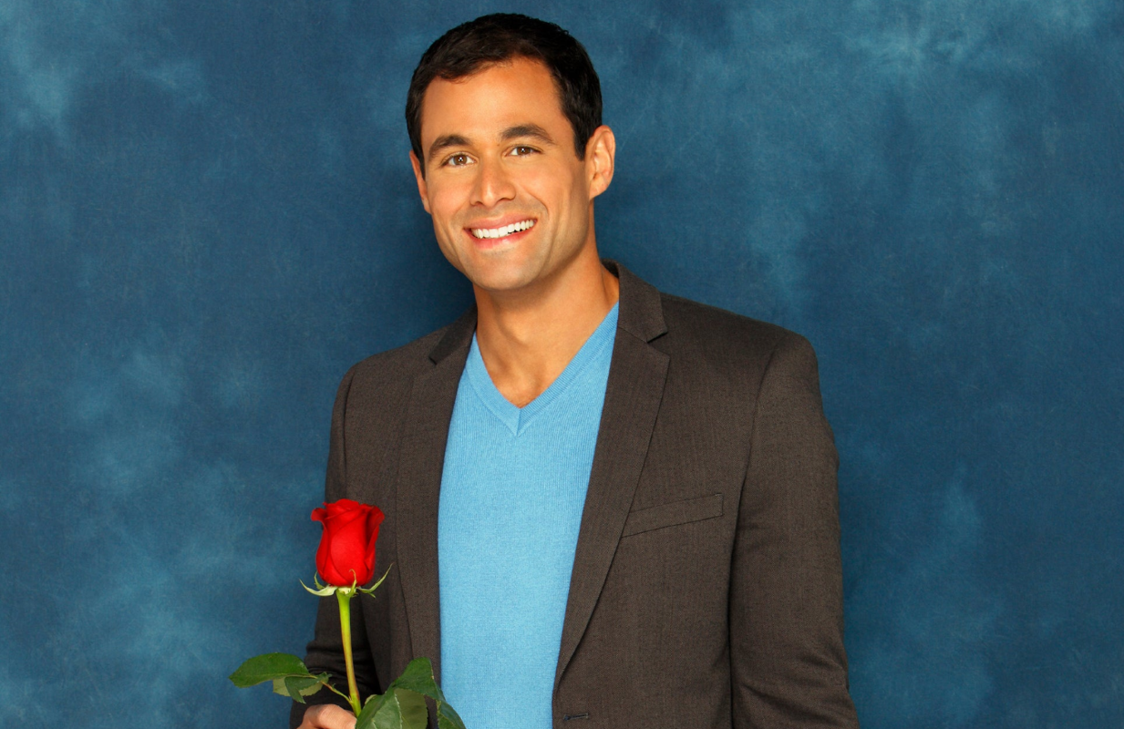 Jason Mesnick in a 2009 promotional image for The Bachelor. (ABC)
