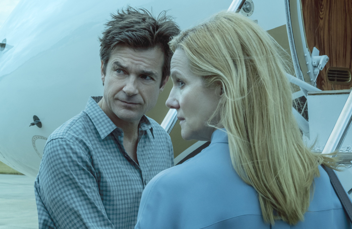 Jason Bateman and Laura Linney in Ozark. (Netflix)