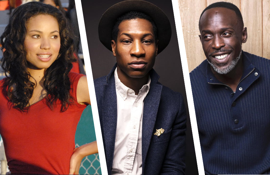 Jurnee Smollett-Bell, Jonathan Majors and Michael K. Williams star in HBO's Lovecraft Country.