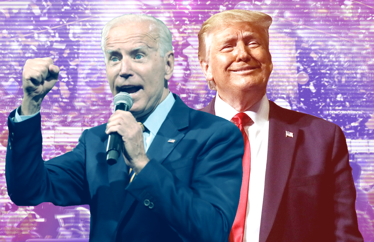 The Democratic National Convention is set this week to officially name Joe Biden its challenger to Donald Trump in the 2020 Presidential election.