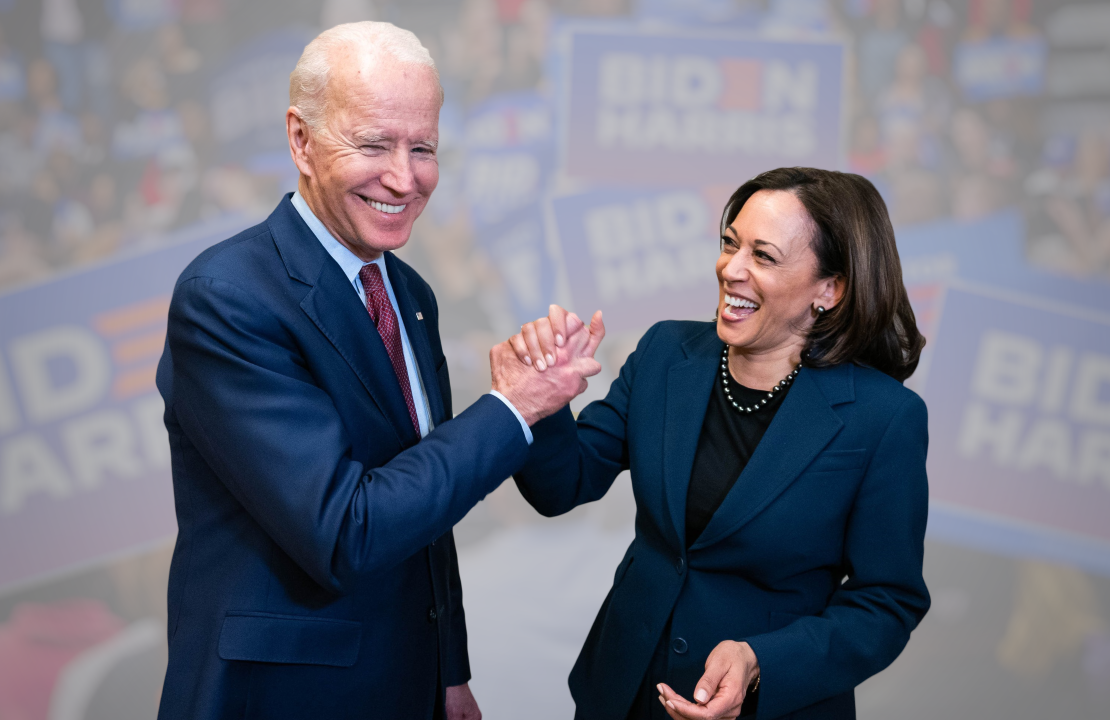 Joe Biden and Kamala Harris will be formally nominated as the Democratic Party's Presidential ticket at this week's DNC.