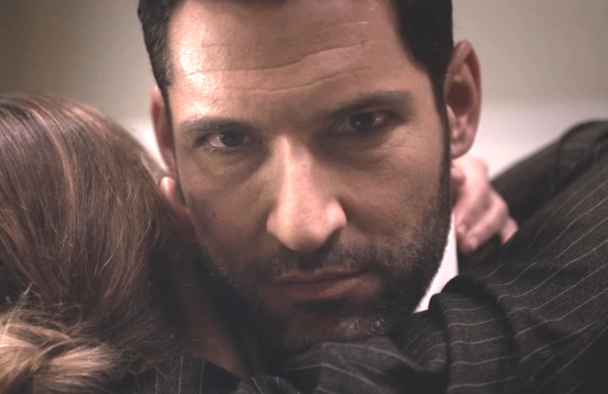 Tom Ellis in Lucifer. (Netflix)