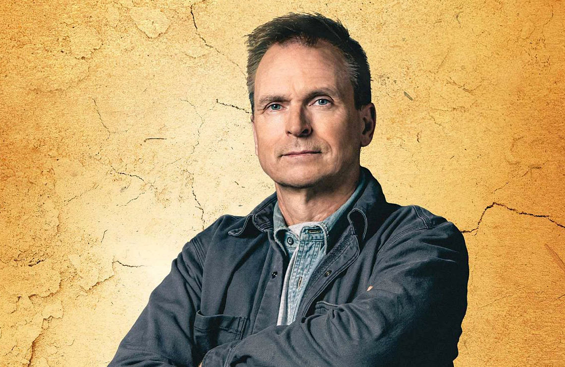 Phil Keoghan hosts Tough as Nails. (CBS)