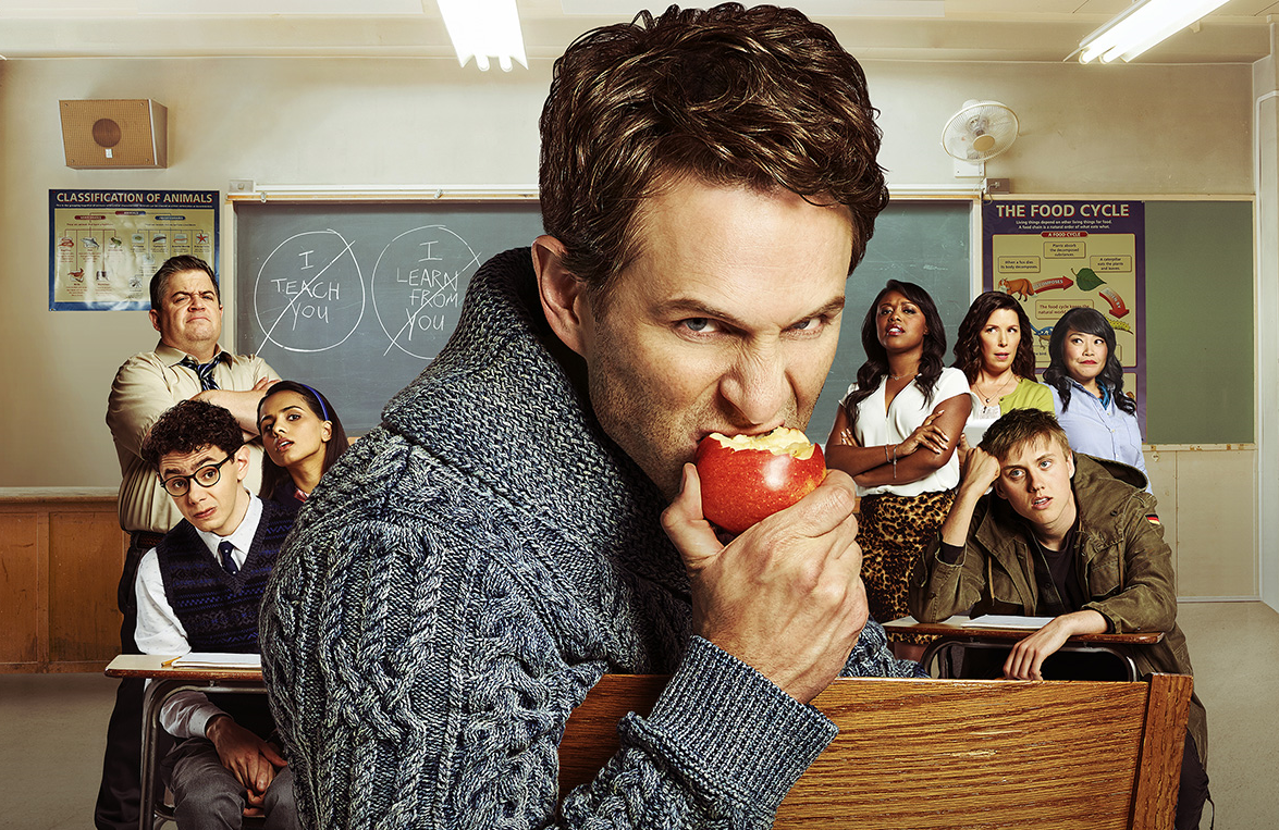 Glenn Howerton stars in A.P. Bio, the latest in a long line of canceled shows that have found new life on streaming.
