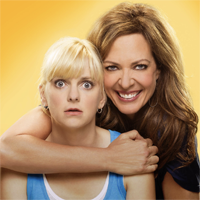 Is anna faris mother who How 'Mom'