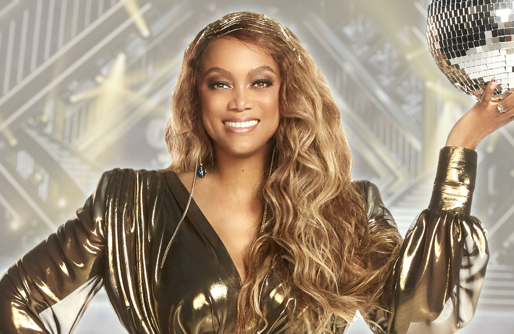 Tyra Banks takes over hosting duties tonight on Dancing with the Stars. (ABC)