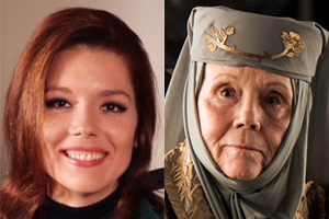diana rigg dies the avengers and game of thrones star was 82 primetimer diana rigg dies the avengers and game