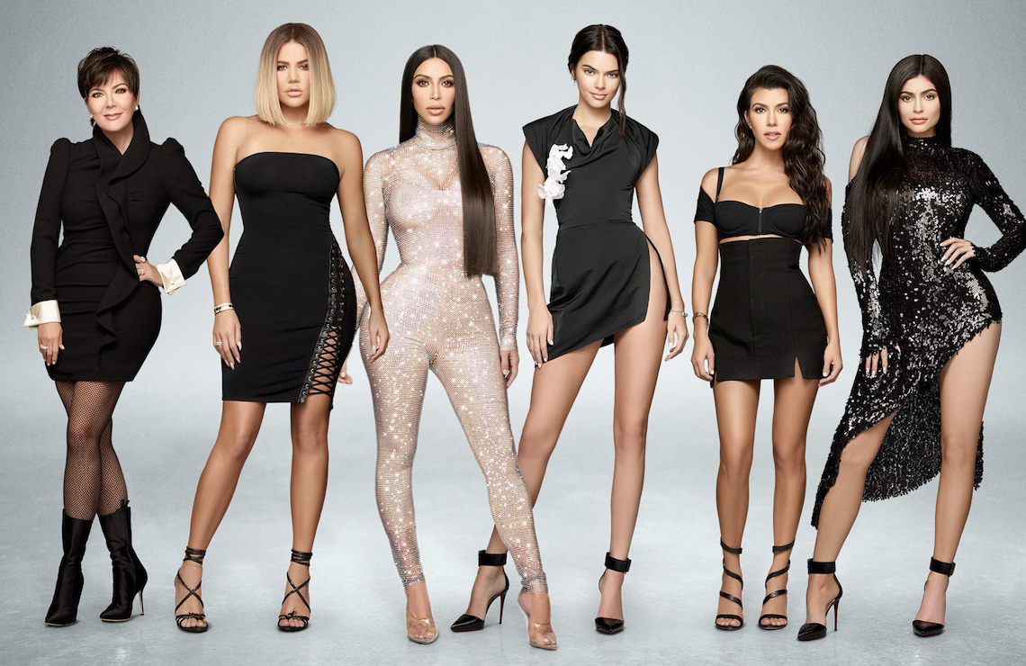 They're back... but not for long. Keeping Up with the Kardashians returns for the second half of its 18th season. (Photo:E!)