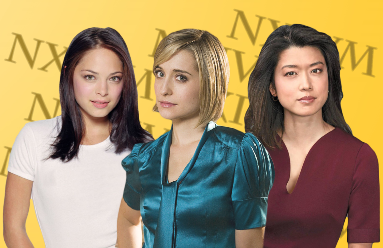 Kristin Kreuk, Allison Mack and Grace Park are among the stars who became ensnarled in the NXIVM cult, the subject of HBO's new docuseries The Vow.