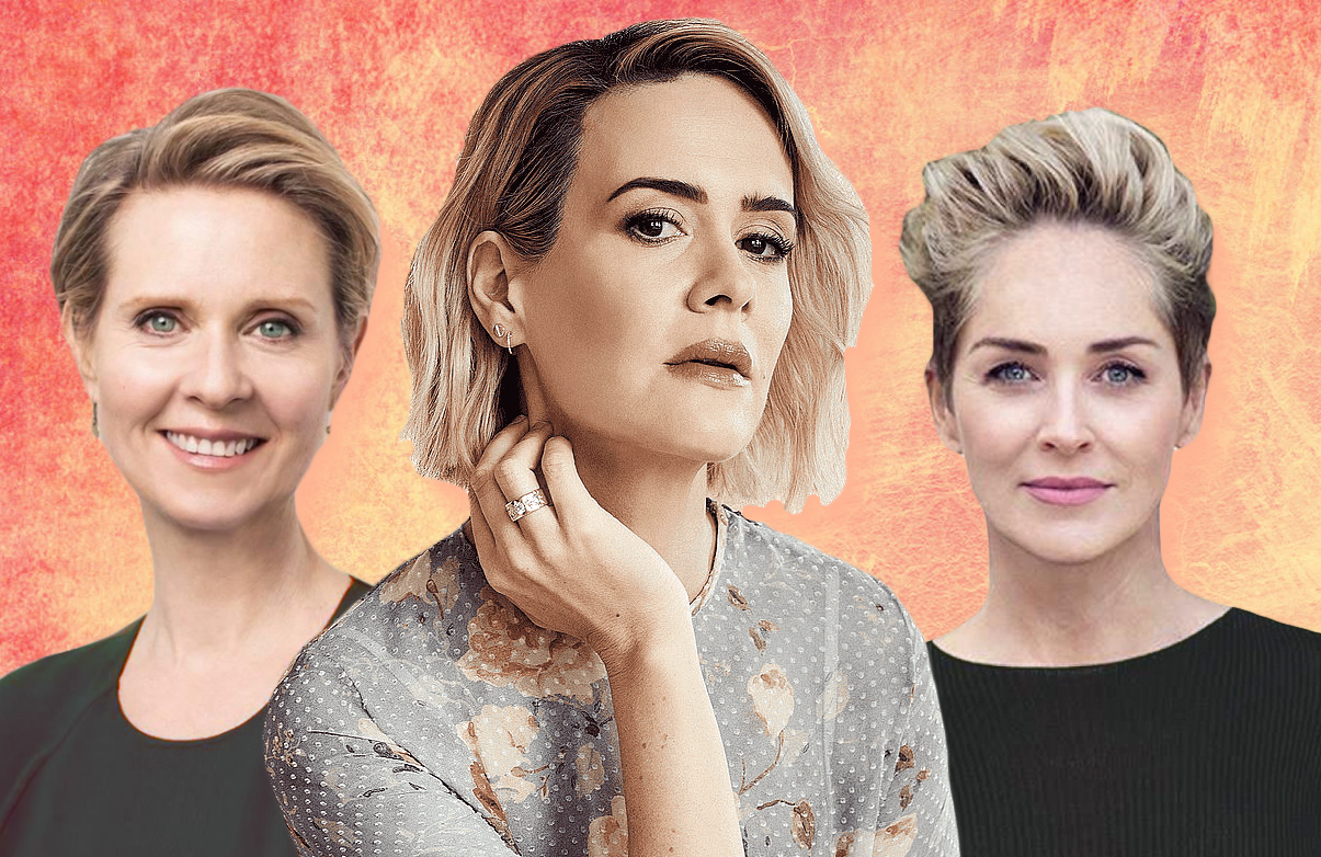 Cynthia Nixon, Sarah Paulson and Sharon Stone star in Ratched.