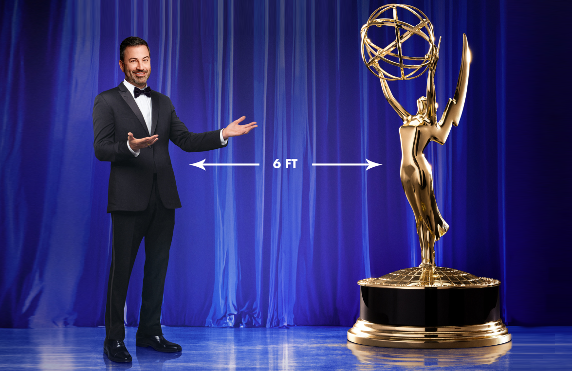 The 72nd Primetime Emmy Awards air on ABC Sunday night. (Photo:ABC)