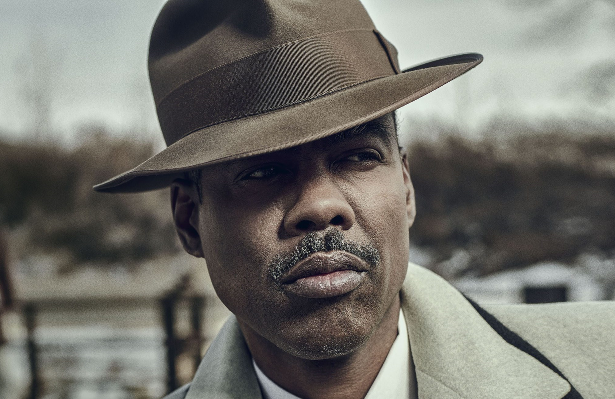 Chris Rock stars as a Kansas City gangster in Fargo Season 4. (FX)