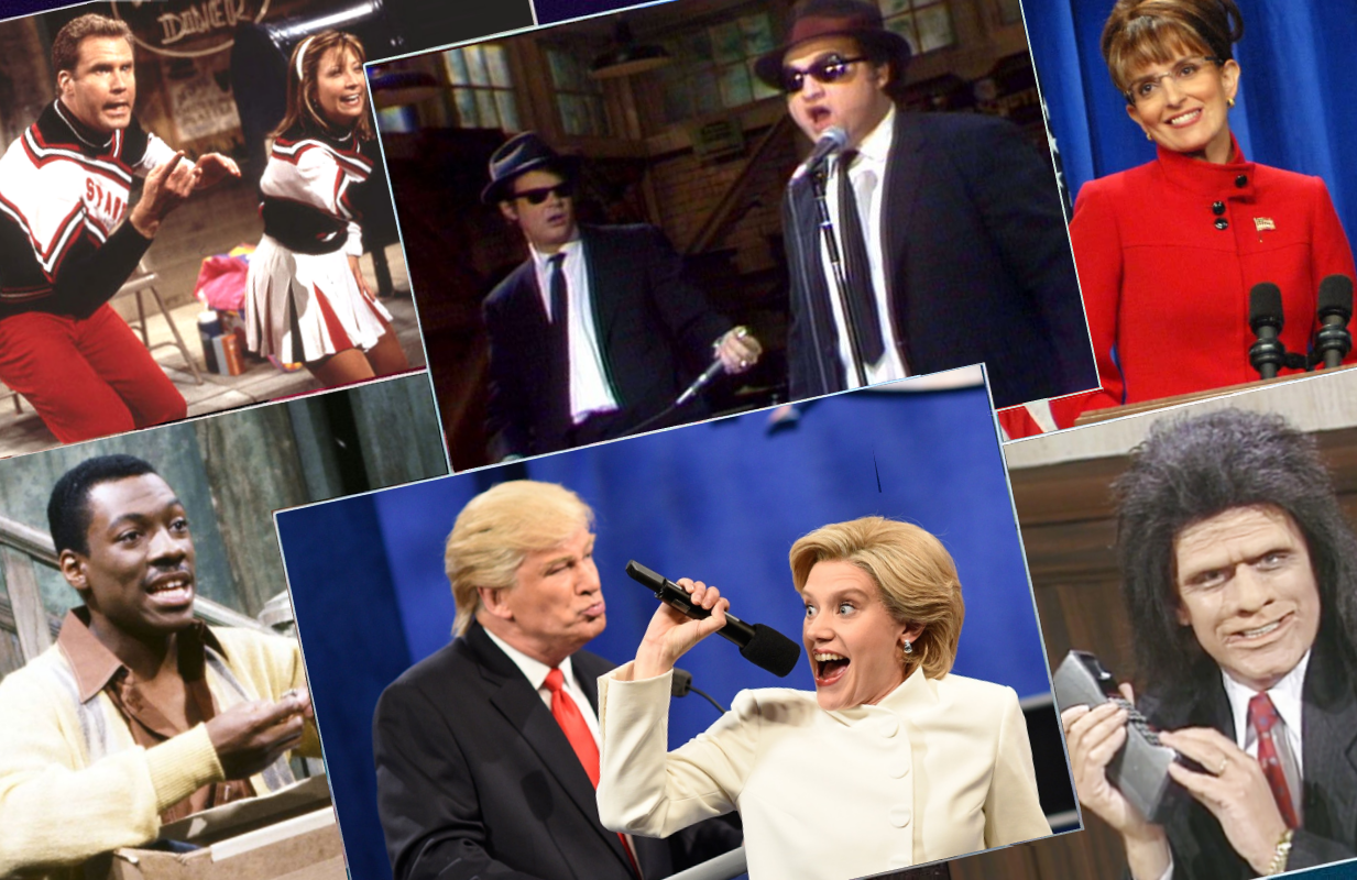 Saturday Night Live returns to Studio 8H for its 46th season premier this Saturday, October 4.
