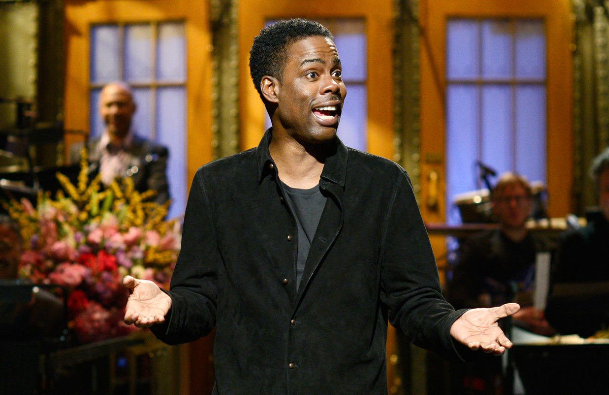 Chris Rock hosts tonight's Saturday Night Live season premiere. (Photo: NBC)
