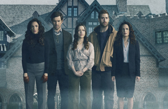 The Haunting of Hill House. (Netflix)