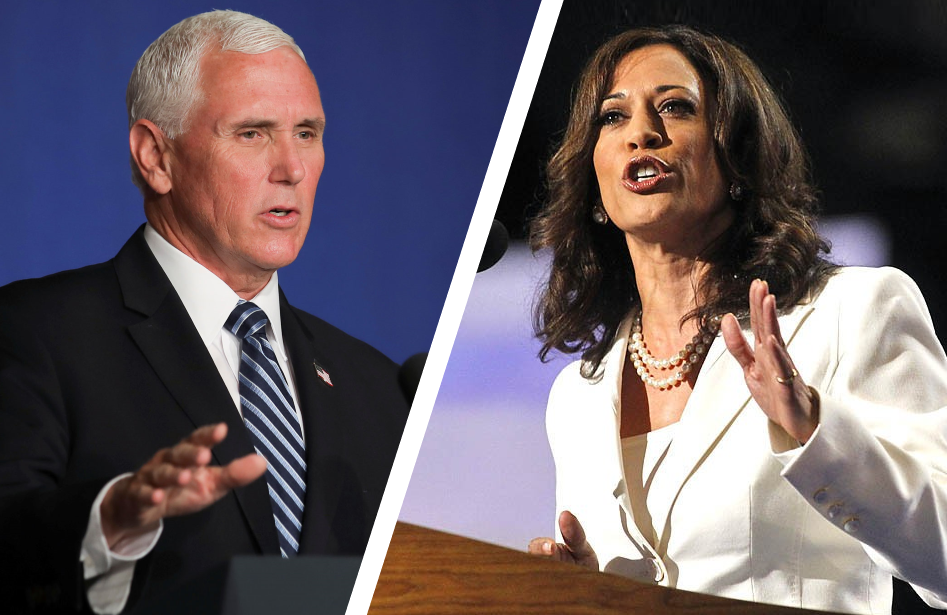 Mike Pence faces Senator Kamala Harris tonight at the Vice Presidential Debate.