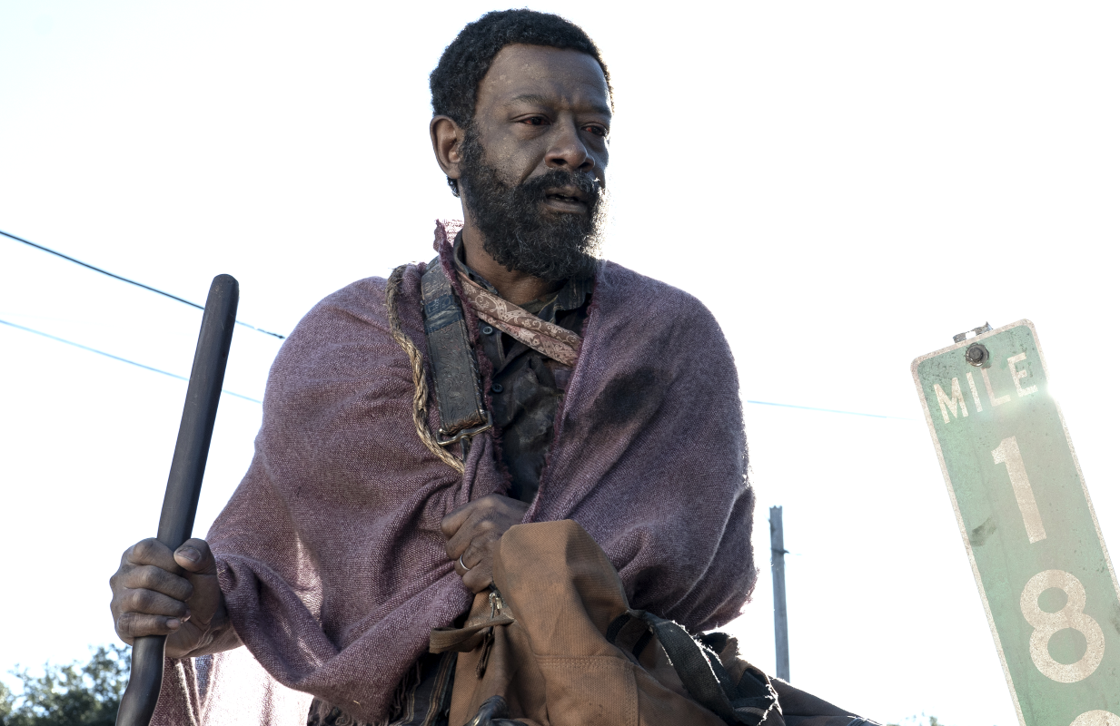 Lennie James in Fear the Walking Dead (AMC)