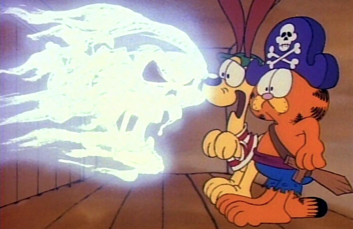Garfield S Halloween Adventure Was Legit Terrifying Primetimer