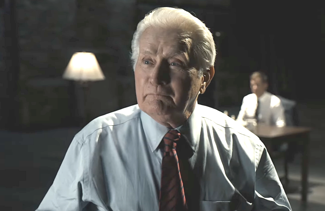 Martin Sheen returns as President Josiah Bartlet in A West Wing Special to Benefit When We All Vote. (HBO Max)
