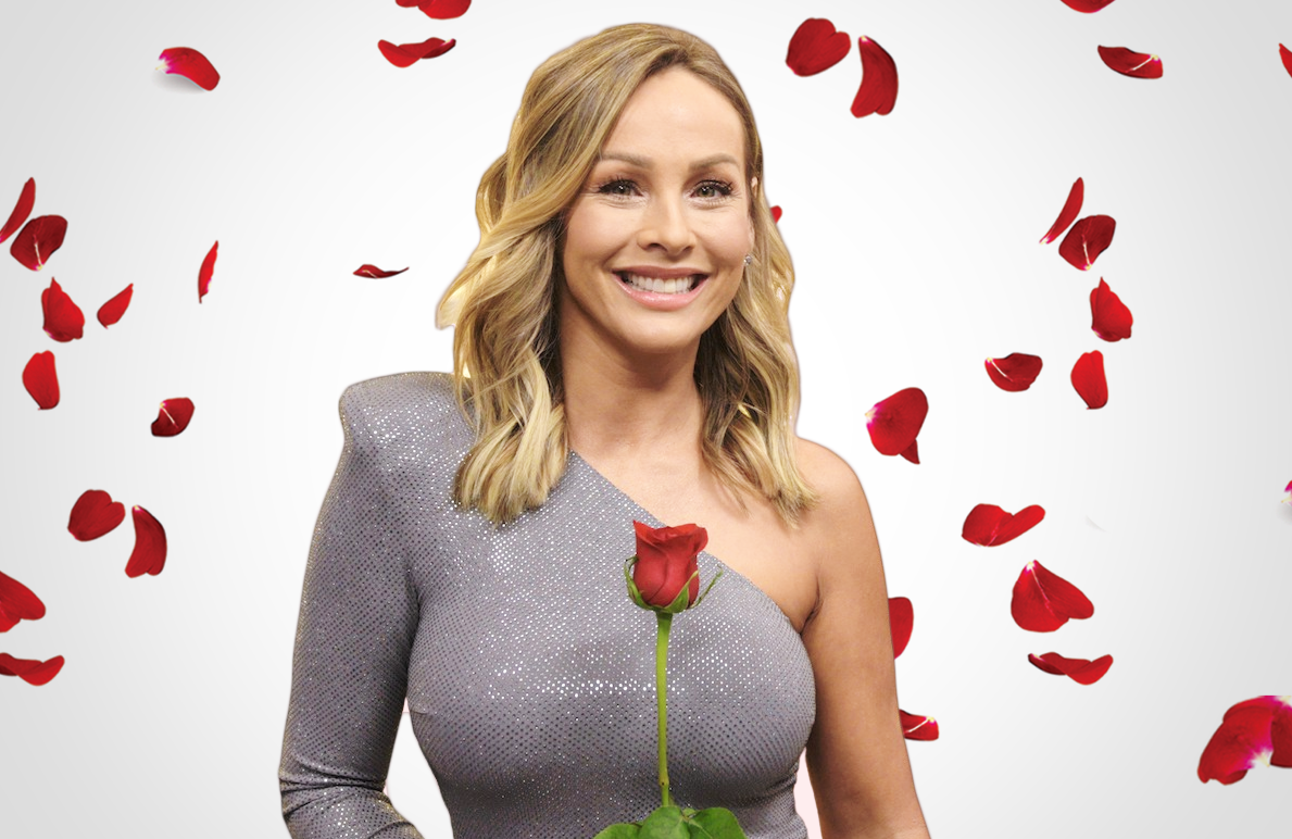 Clare Crawley in The Bachelorette. (ABC)