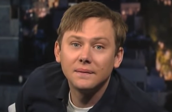 Jimmi Simpson as Lyle The Intern(CBS)