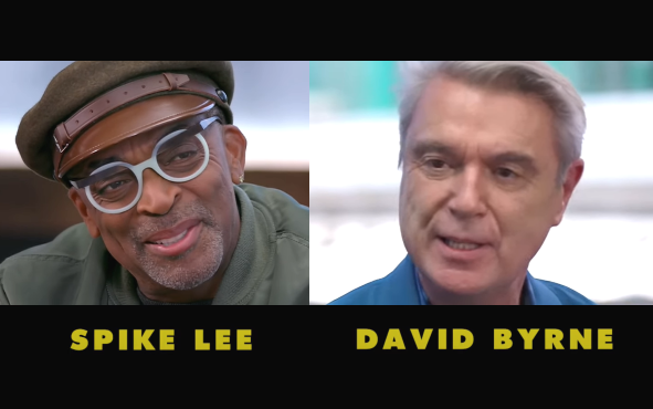 Spike Lee and David Byrne's first-ever collaboration is David Byrne's American Utopia