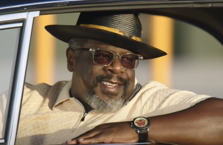 Cedric The Entertainer in The Kelly Clarkson Show (NBC)