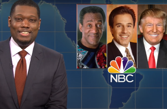 Michael Che on Saturday Night Live (NBC)