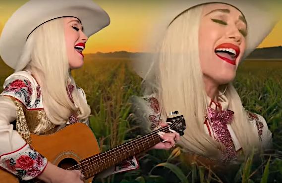 Gwen Stefani on The Tonight Show Starring Jimmy Fallon (NBC)