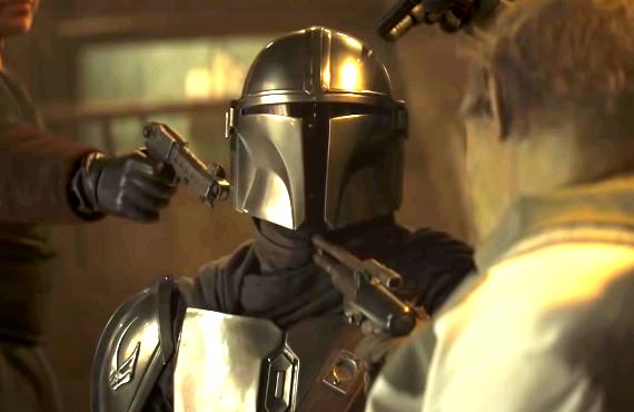 Star Wars: The Mandalorian (Disney+)