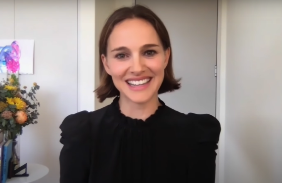 Natalie Portman on The Tonight Show Starring Jimmy Fallon (NBC)