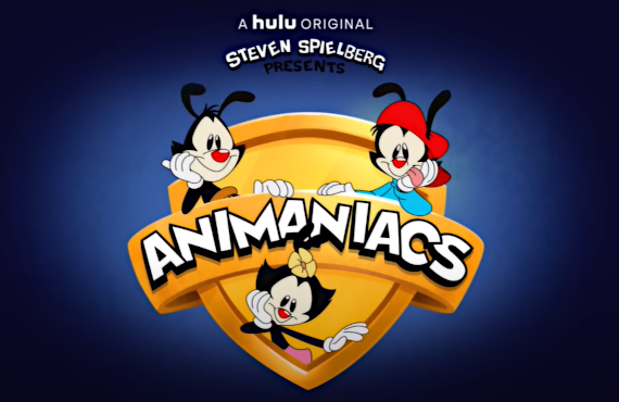 Animaniacs. (Hulu)