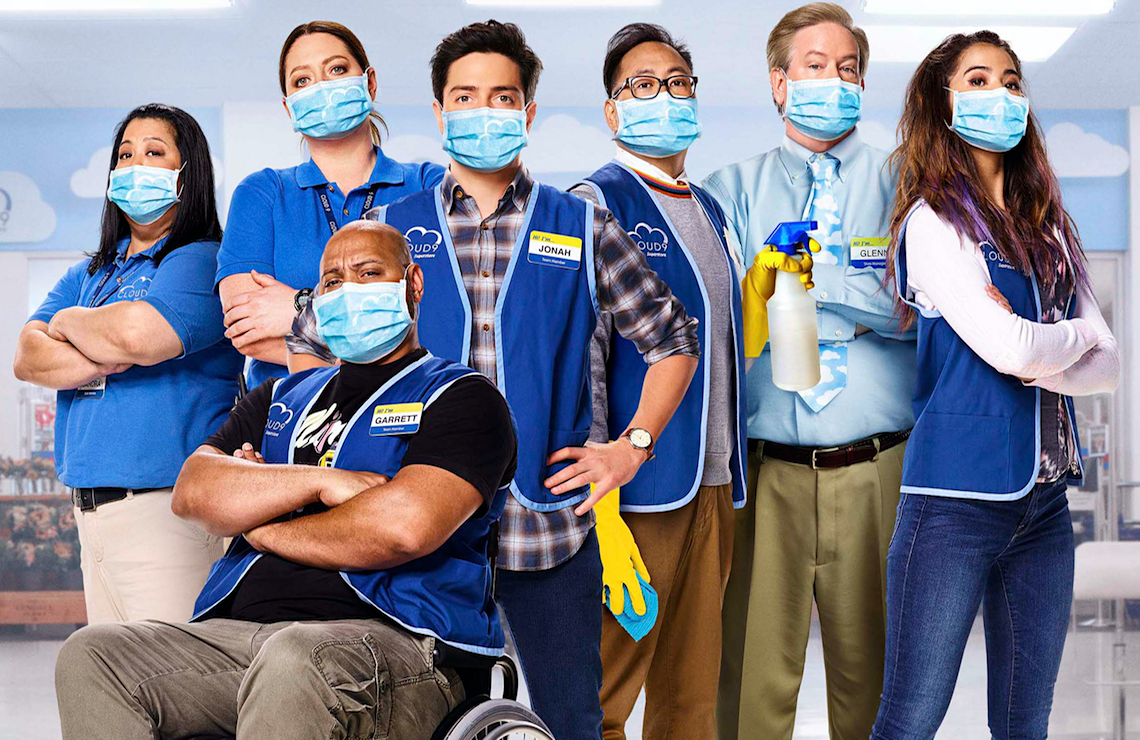 Change and anxiety are in the air as Superstore returns for its sixth season. (NBC)