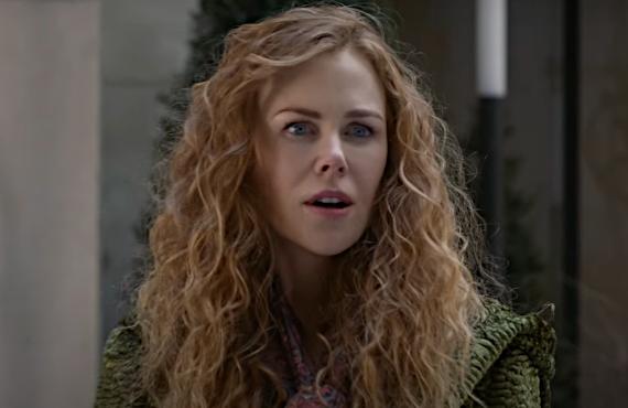 Nicole Kidman in The Undoing (HBO)