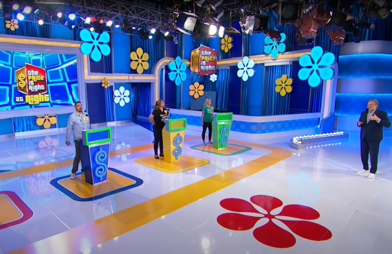 The Price is Right at Night. (CBS)