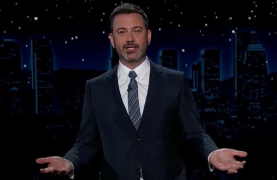 Jimmy Kimmel Live! (ABC)