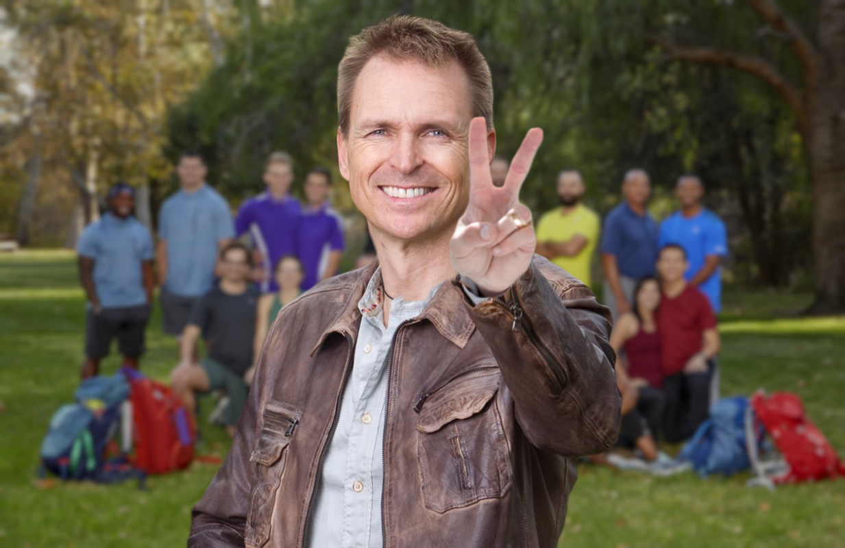 It's Phil Keoghan times two tonight on CBS as the network goes all-in on The Amazing Race.