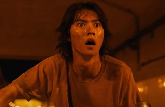 Kento Yamazaki in Alice in Borderland (Netflix)