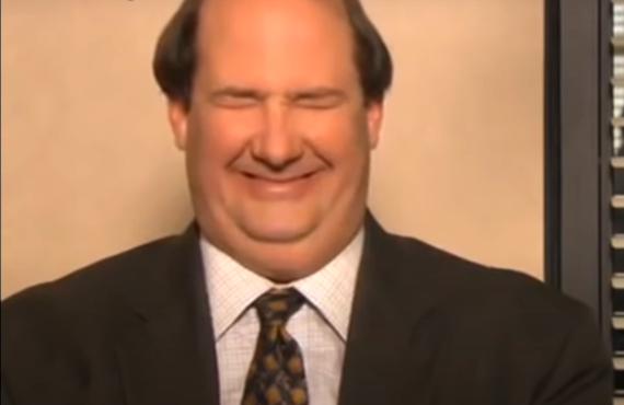 Brian Baumgartner in The Office (NBC)