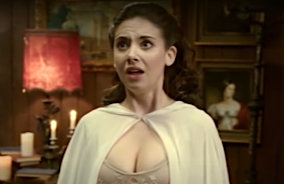 Alison Brie in Community