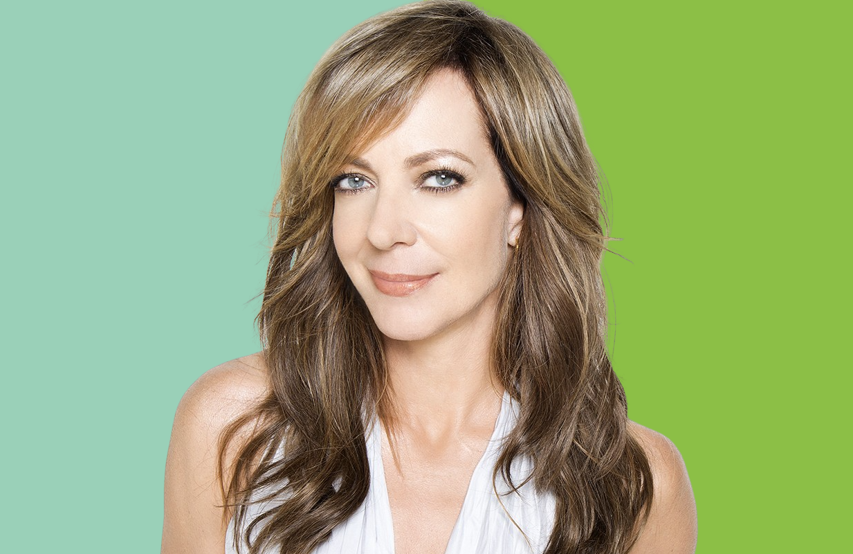 Allison Janney stars in Mom. (CBS)