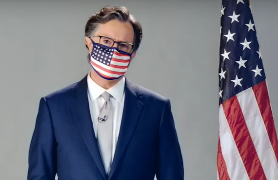 Stephen Colbert's Election Night 2020 (Showtime)