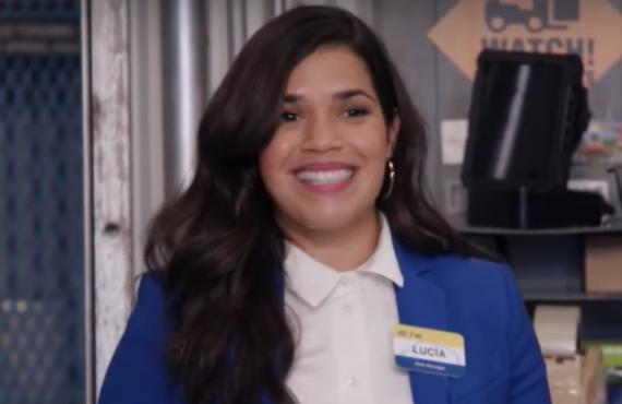 America Ferrera in Superstore (NBC)