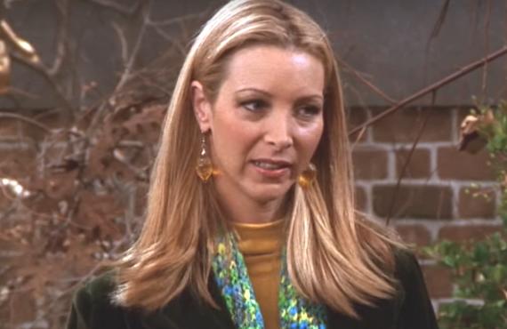 Lisa Kudrow on Friends (NBC)