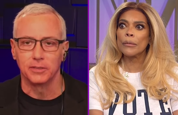 Dr. Drew Pinsky on The Wendy Williams Show