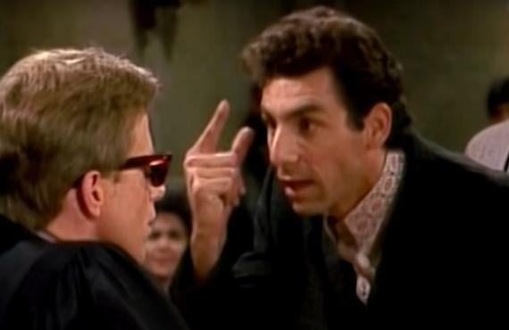Michael Richards on Night Court (NBC)