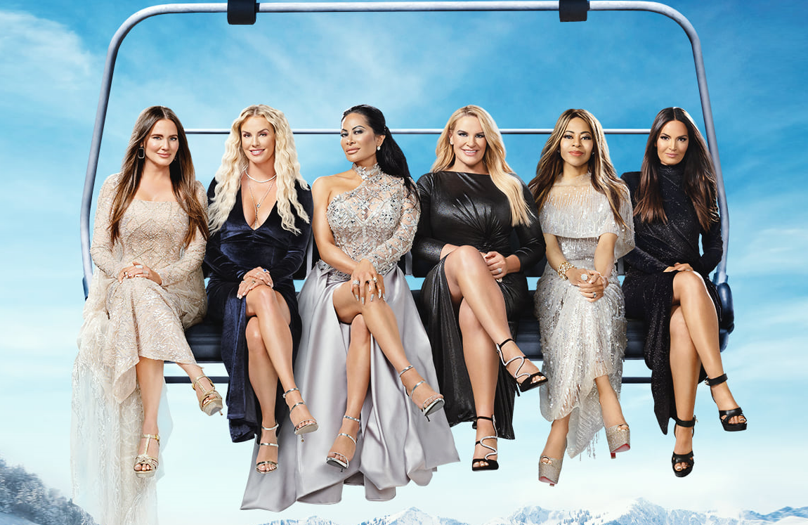 Meet The Real Housewives of Salt Lake City: Meredith Marks, Whitney Rose, Jen Shah, Heather Gay, Mary Cosby, and Lisa Barlow. (Photo: Chad Kirkland/Bravo)