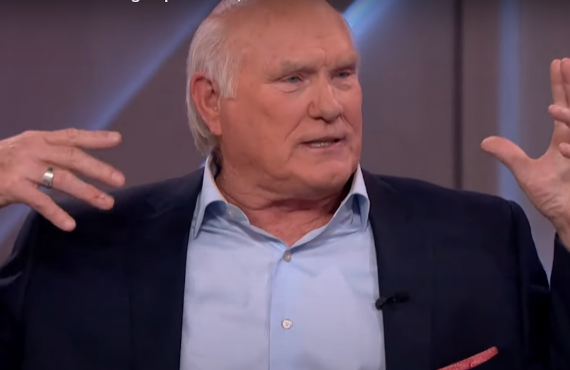 Terry Bradshaw on The Kelly Clarkson Show