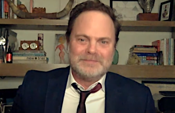 Rainn Wilson on The Kelly Clarkson Show